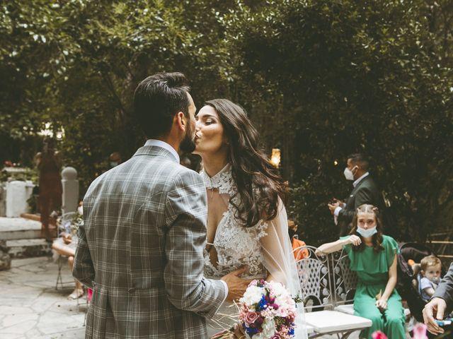 La boda de Yesenia y Mario en Chinchon, Madrid 15