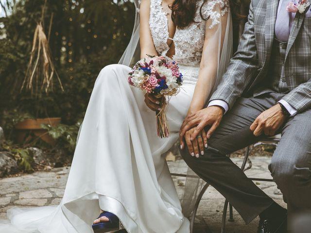 La boda de Yesenia y Mario en Chinchon, Madrid 16
