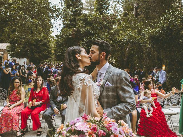La boda de Yesenia y Mario en Chinchon, Madrid 17
