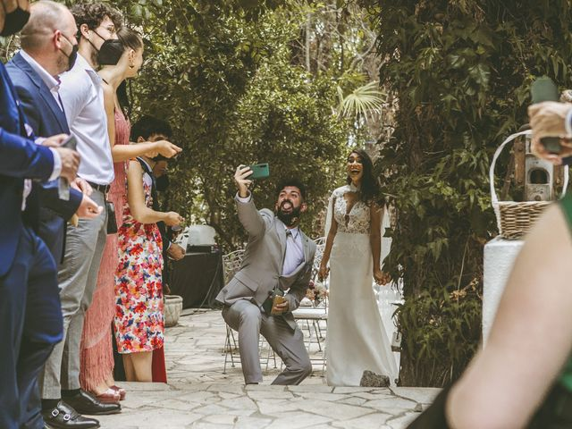 La boda de Yesenia y Mario en Chinchon, Madrid 19