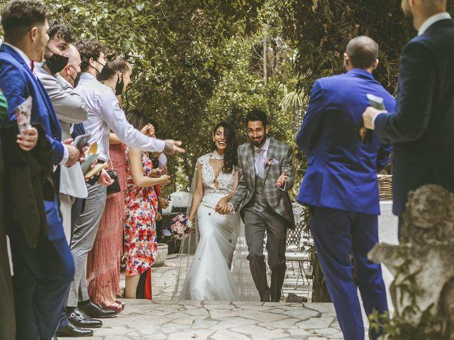La boda de Yesenia y Mario en Chinchon, Madrid 20