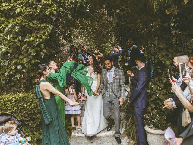 La boda de Yesenia y Mario en Chinchon, Madrid 21