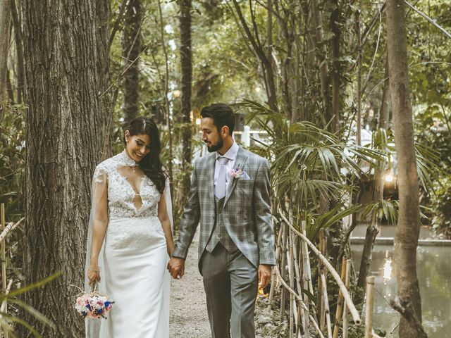 La boda de Yesenia y Mario en Chinchon, Madrid 22