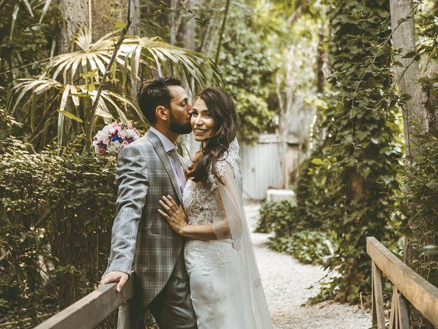La boda de Yesenia y Mario en Chinchon, Madrid 24