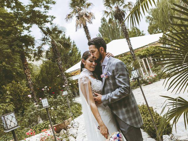 La boda de Yesenia y Mario en Chinchon, Madrid 25