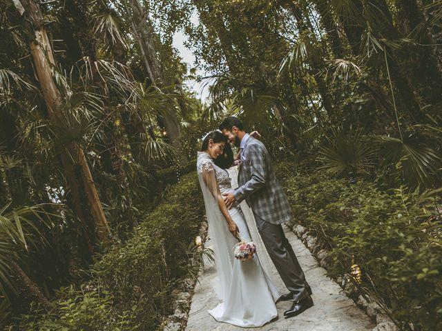 La boda de Yesenia y Mario en Chinchon, Madrid 26