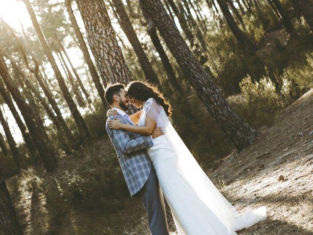 La boda de Yesenia y Mario en Chinchon, Madrid 35