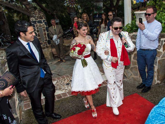 La boda de Oliver y Noemi  en Talavera De La Reina, Toledo 32