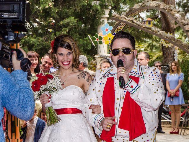 La boda de Oliver y Noemi  en Talavera De La Reina, Toledo 33