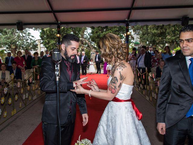 La boda de Oliver y Noemi  en Talavera De La Reina, Toledo 45