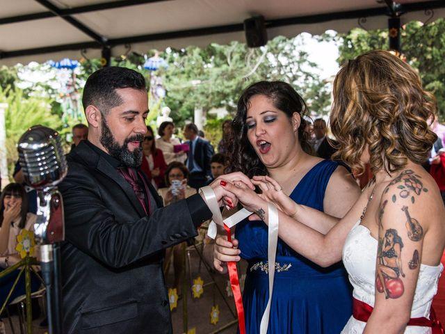 La boda de Oliver y Noemi  en Talavera De La Reina, Toledo 46