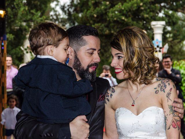 La boda de Oliver y Noemi  en Talavera De La Reina, Toledo 48