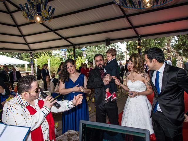 La boda de Oliver y Noemi  en Talavera De La Reina, Toledo 51