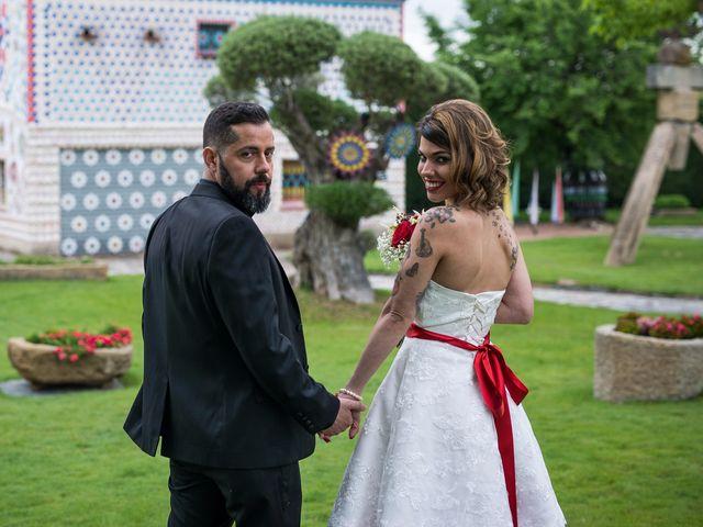 La boda de Oliver y Noemi  en Talavera De La Reina, Toledo 54