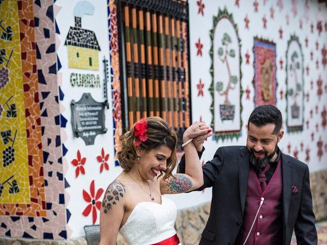 La boda de Oliver y Noemi  en Talavera De La Reina, Toledo 59