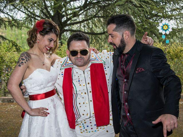 La boda de Oliver y Noemi  en Talavera De La Reina, Toledo 66