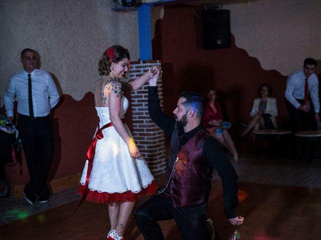 La boda de Oliver y Noemi  en Talavera De La Reina, Toledo 71