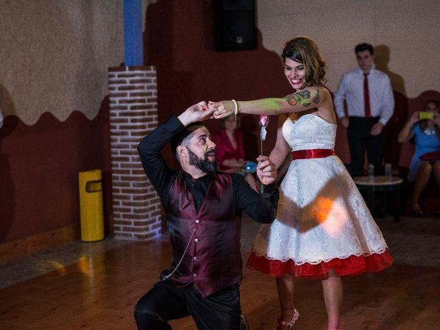 La boda de Oliver y Noemi  en Talavera De La Reina, Toledo 72