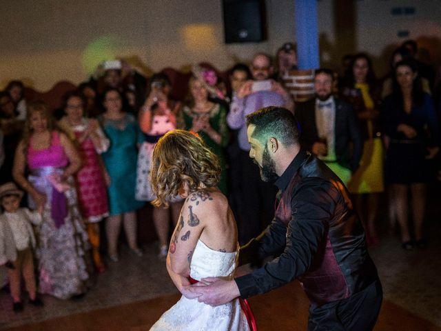 La boda de Oliver y Noemi  en Talavera De La Reina, Toledo 75