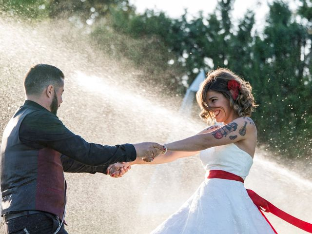La boda de Oliver y Noemi  en Talavera De La Reina, Toledo 101