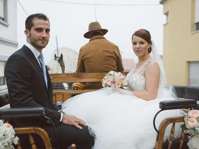 La boda de Marino y Raquel en Herrera De Pisuerga, Palencia 8