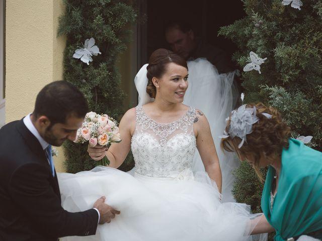 La boda de Marino y Raquel en Herrera De Pisuerga, Palencia 9
