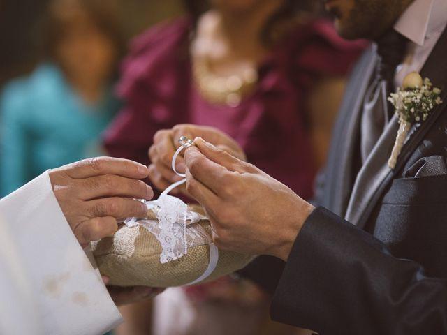 La boda de Marino y Raquel en Herrera De Pisuerga, Palencia 15