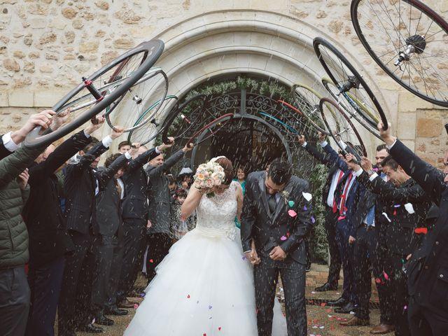 La boda de Marino y Raquel en Herrera De Pisuerga, Palencia 17