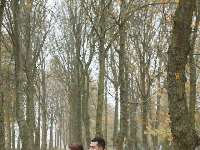 La boda de Marino y Raquel en Herrera De Pisuerga, Palencia 18