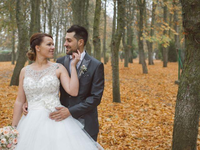 La boda de Marino y Raquel en Herrera De Pisuerga, Palencia 19