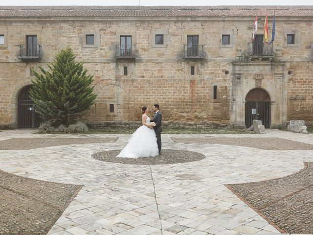 La boda de Marino y Raquel en Herrera De Pisuerga, Palencia 20