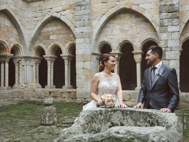 La boda de Marino y Raquel en Herrera De Pisuerga, Palencia 22