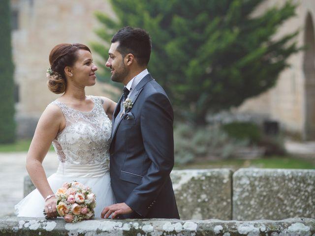 La boda de Raquel y Marino