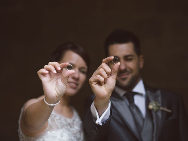 La boda de Marino y Raquel en Herrera De Pisuerga, Palencia 24