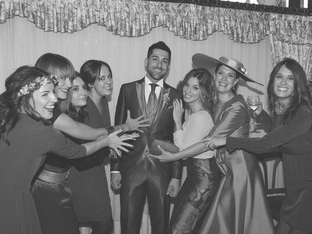La boda de Marino y Raquel en Herrera De Pisuerga, Palencia 28