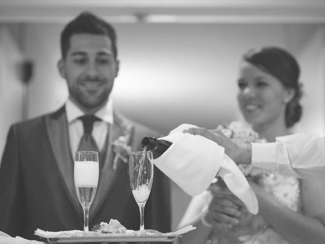 La boda de Marino y Raquel en Herrera De Pisuerga, Palencia 29