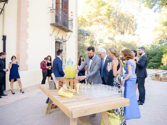 La boda de Alberto y María en Valencia, Valencia 7