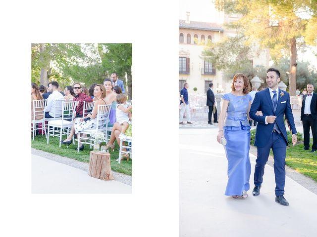 La boda de Alberto y María en Valencia, Valencia 13