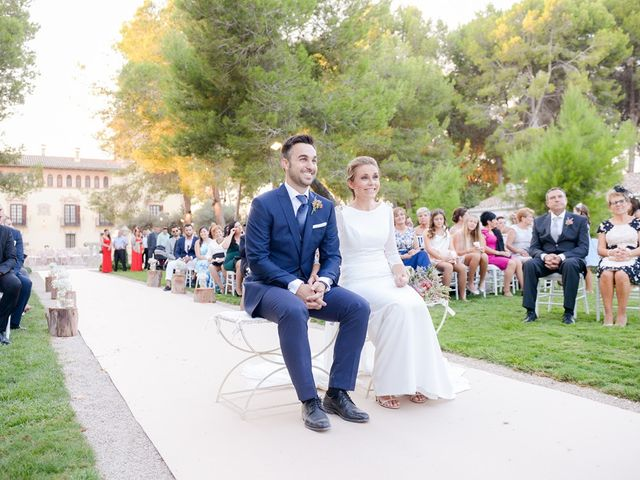 La boda de Alberto y María en Valencia, Valencia 16
