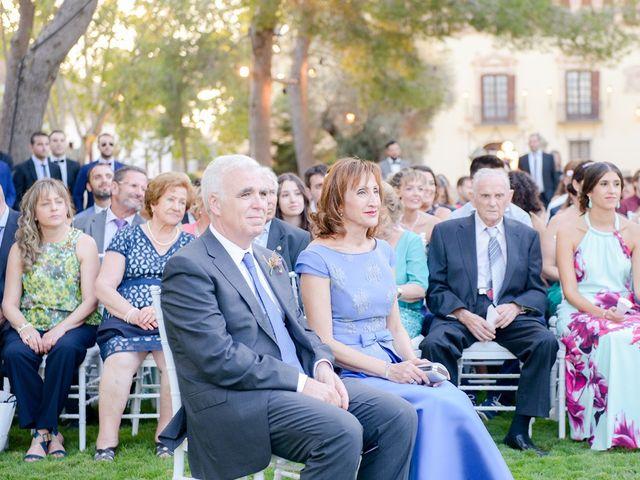 La boda de Alberto y María en Valencia, Valencia 17
