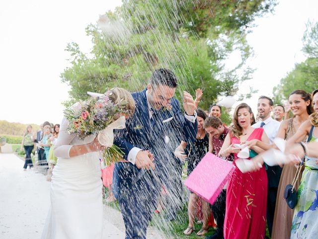 La boda de Alberto y María en Valencia, Valencia 20