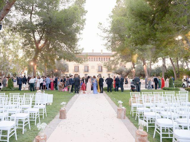 La boda de Alberto y María en Valencia, Valencia 23