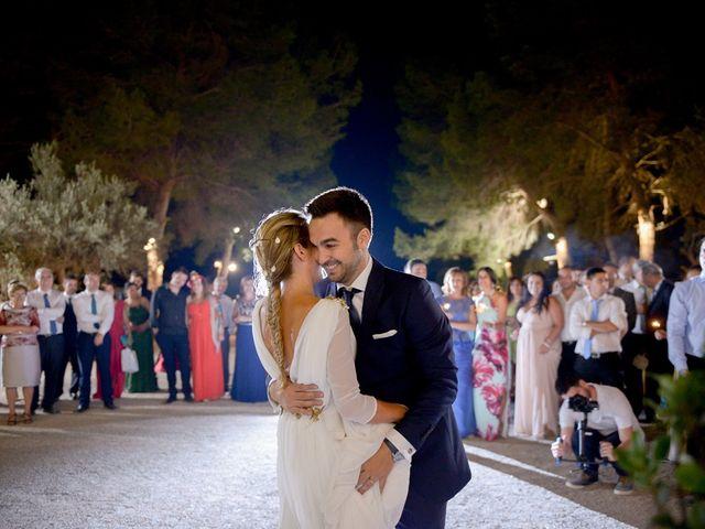 La boda de Alberto y María en Valencia, Valencia 29