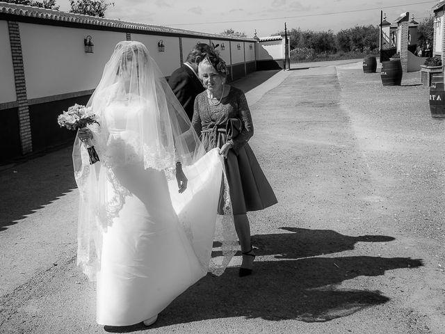 La boda de Enrique y Elizabeth en Montoro, Córdoba 27