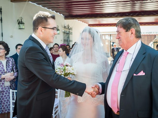 La boda de Enrique y Elizabeth en Montoro, Córdoba 28