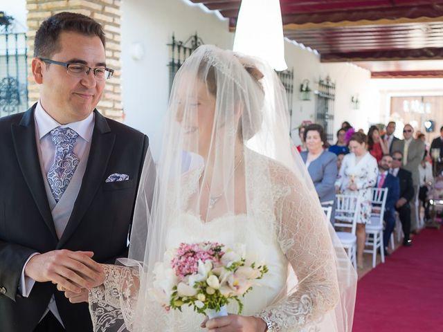 La boda de Enrique y Elizabeth en Montoro, Córdoba 29