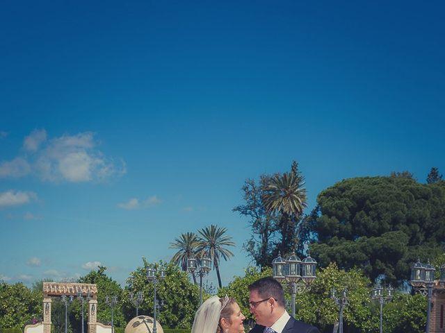 La boda de Enrique y Elizabeth en Montoro, Córdoba 39