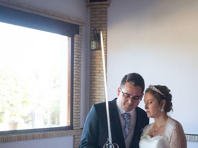 La boda de Enrique y Elizabeth en Montoro, Córdoba 53