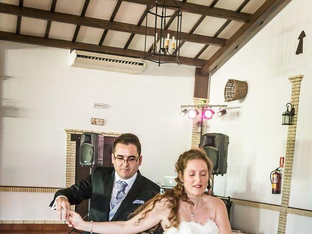La boda de Enrique y Elizabeth en Montoro, Córdoba 62