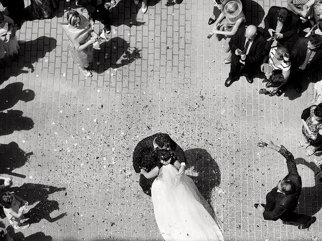 La boda de Enrique y Estela en Logroño, La Rioja 17